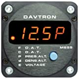 O.A.T Gauge/Displays Celsius Fahrenheit Pressure Altitude Density Altitude