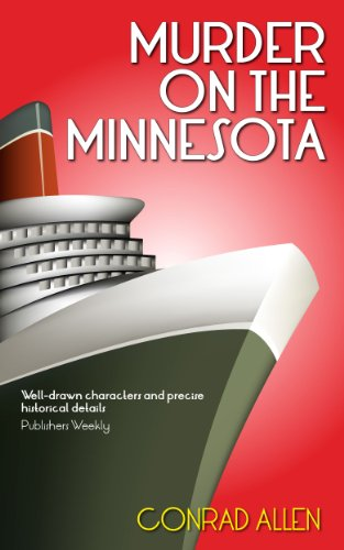 book cover of Murder On the Minnesota