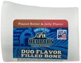 Redbarn Small Filled Bones 5 Bones – 5 Flavors