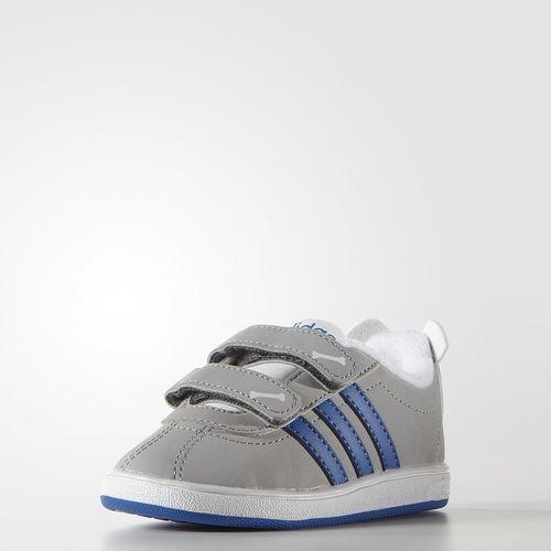 Adidas Court Animal Inf - clonix/blue/lead, Größe Adidas:23