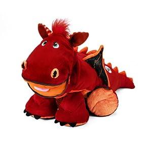Stuffies - Blaze the Dragon (Red Stuffed Plush Animal) by Stuffies
