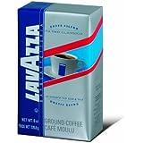 Lavazza Cafe Filtro Classico - Medium Roast Drip Coffee, 8-Ounce Bricks (Pack of 5)