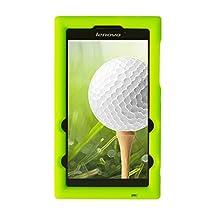 Bobj for Lenovo Tab 2 A7-20, Tab 2 A7-10 - BobjGear Protective Tablet Cover (Gotcha Green)