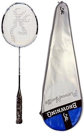 3 volants Browning Oxylite Ti-Raquette de Badminton