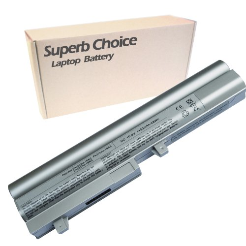 Superb Choice Battery Compatible with Toshiba Mini NB205-312 NB205-N211 NB205-N311 NB205-N313P; PN: PA3732U-1BAS PA3734U-1BRS PABAS209 PABAS211 PB3733U-1BRS (Toshiba Nb205 Battery)