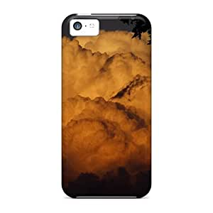 Iphone 5c Case, Premium Protective Case With Awesome Look - Colors Of The Setting Sun