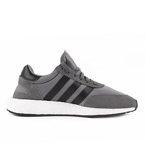 Adidas Mannen Iniki Runner Fitness Schoenen, Grijs, Eu Verschillende Kleuren (gricua / Negbas / Ftwbla)