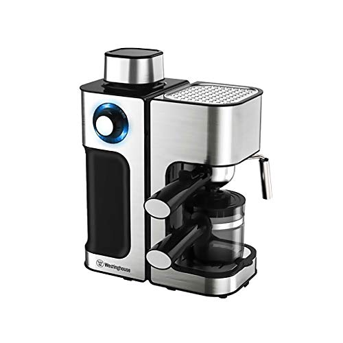 Westinghouse CM80KS-CF Coffee Maker (800W, Black)