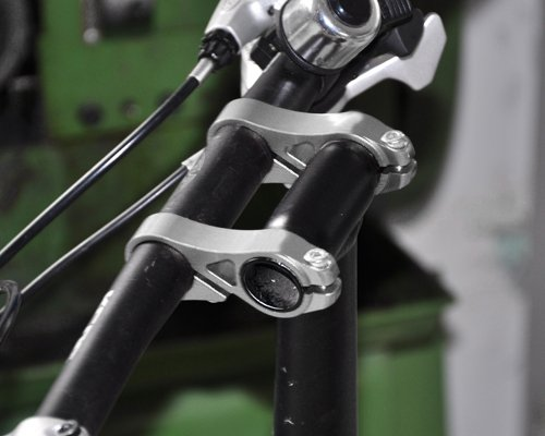 Litepro Bicycle Bike Adjustable Double Stem For Dahon