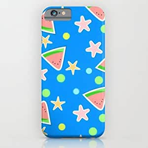 Society6 - Day At The Beach iPhone 6 Case by Bunhugger Design