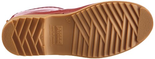 Women's Chili BIson Outdoor Shoes Multisport Aigle Red 76wHapxwq