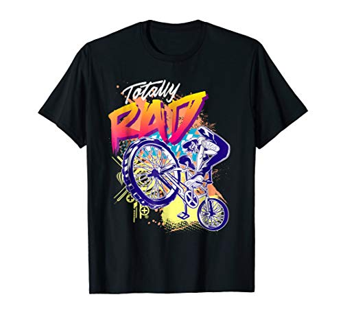 Totally Rad 80s BMX Bike Boys ()