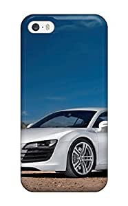 Hard Fashionable Design Audi Car 2014 Rugged Case Cover For Iphone 5/5s New 4594371K82658519