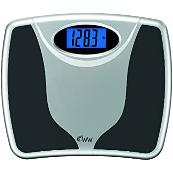 Weight Watchers By Conair Digital Precision Bathroom Scale 400 Lb Capacity Extra