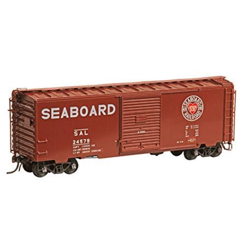 Kadee #5128 Seaboard Air Line Road SAL #24579 40' PS1 Boxcar 8' Door : HO Scale