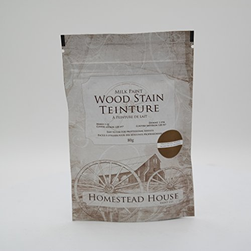 Homestead House Milk Paint Stain (Provincial Walnut)