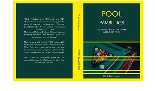Pool Ramblings (English Edition) eBook: Finkelstein, Mark: Amazon.es: Tienda Kindle