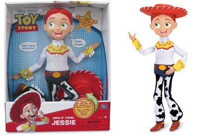 Toy Story Singing N Yodeling Jessie  Toy  (japan import)  Amazon.it ... eef123b239c