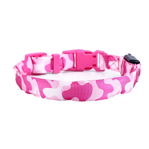 Camouflage Lighted Female Collar Lights product image