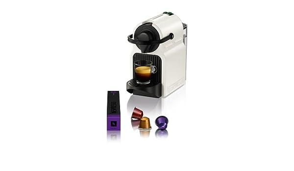 Turmix TX 155 Inissia White Automat Cápsulas de Nespresso: Amazon.es: Hogar