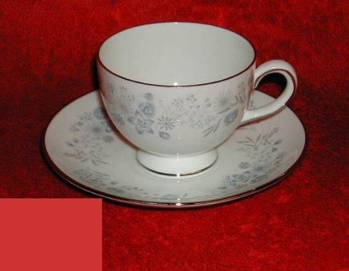Wedgwood Belle Fleur #R4356 Cups & Saucers