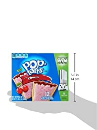 Kellogg\'s Pop-Tarts Toaster Pastries - Frosted Cherry - 12 ct