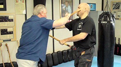 Stick Self-Defense - Kelly Worden's Defensive Walking Cane - Easy Self-defense with a Stick - Practical martial arts to stay you Safe