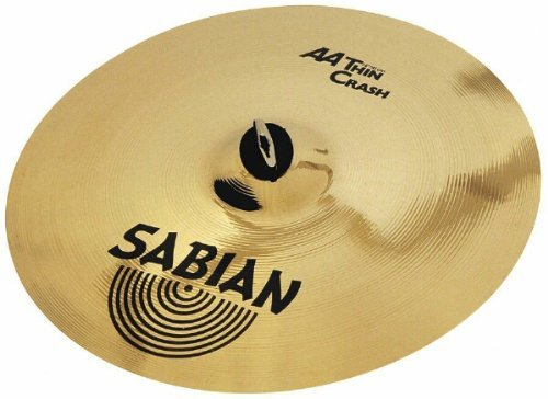 Used, Sabian 21606B 16-Inch AA Thin Crash Cymbal - Brilliant for sale  Delivered anywhere in Canada