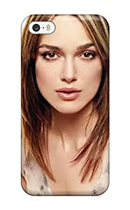 New Style ManuelAW Keira Knightleys Premium Tpu Cover Case For Iphone 5/5s