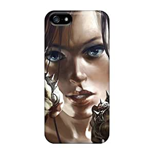 Hot Design Premium WGbpsoF7789Ryhtp Tpu Case Cover Iphone 5/5s Protection Case(ready To Rumble)