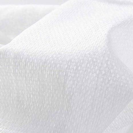 LUFA 50pcs / set de toallas desechables aire comprimido mágico viaje algodón Máscara de tejido de tela de la tableta de papel Toallitas: Amazon.es: Belleza