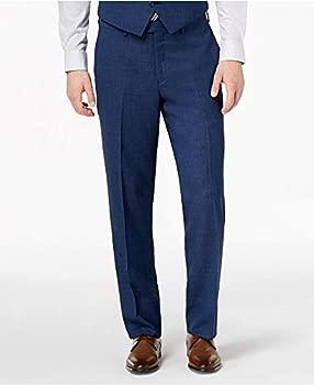 Amazon.com: 3 piezas de traje de hombre de ajuste clásico ...