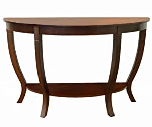 Frenchi Home Furnishing Lewis Wood Sofa Table