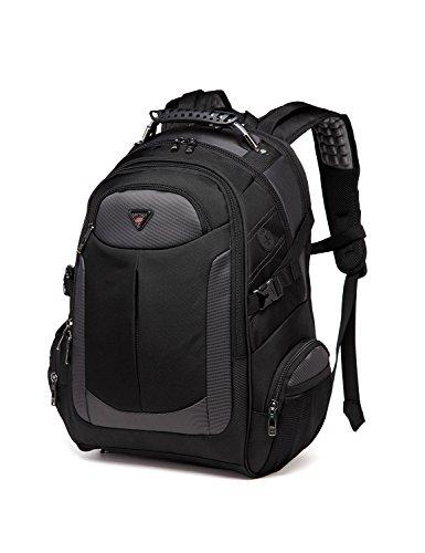Waterproof Oxford Laptop Backpack for Men - 2