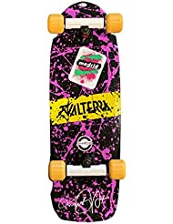MICHAEL J FOX SIGNED BACK TO THE FUTURE MADRID SKATEBOARD MCFLY PROOF BECKETT