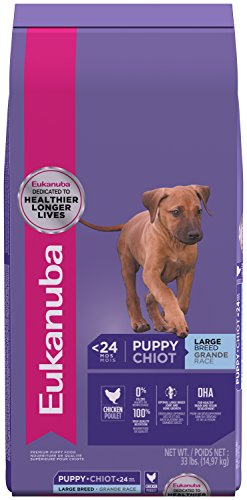 EUKANUBA Puppy Large Breed Food 33 Pounds