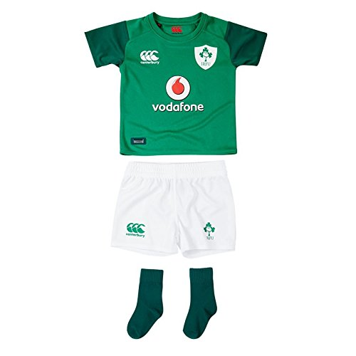 Canterbury Womens Rugby (Ireland Rugby Infant Kit Pack 2017)