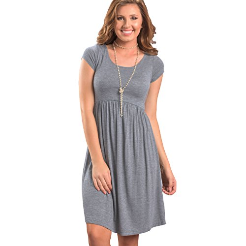 Vestidos sencillos para mujer