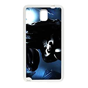 DC spiderman black Phone Case for Samsung Galaxy Note3