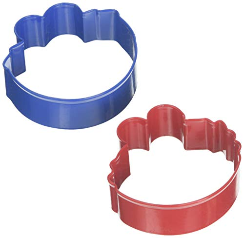 Wilton Sesame Street Cookie Cutter Set, Multicolored, small (Cookie Wilton Monster Cutters)
