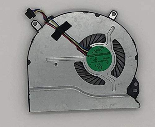 New CPU Fan for HP Pavilion Sleekbook 14 14-1000 14-b031us 14-b032wm 14-b033ca 14-b050xx CTO 14z-b000 14-b109wm 14-b124us 14-b137ca 14-b150us 14-b173cl 14t-b100