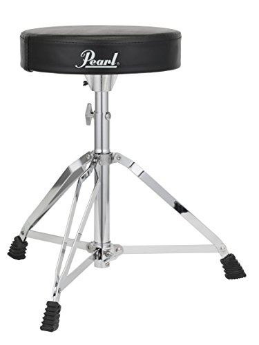 Double Braced Tripod Drum Throne - Pearl Drum Throne (D50)