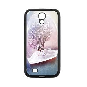 Custom Christmas Custom Back Cover Case for SamSung Galaxy S4 I9500 JNS4-389