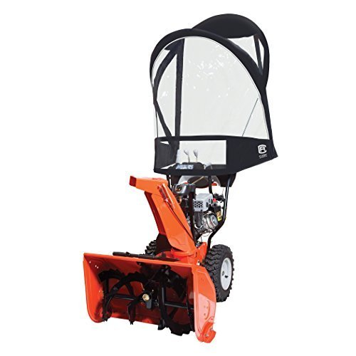 Classic Accessories 52-087-010401-00 Deluxe Arched 2-Stage Snow Thrower Cab by Classic Accessories by