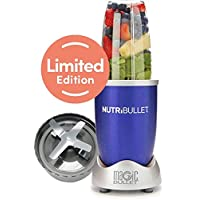 NutriBullet 600 watt Series - Blender - 5-delig - Blauw