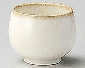 Kobiki 1.8inch Set of 10 Sake Cups White porcelain Made in Japan