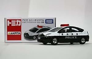 TOMY Tomica [original] Apita Uny Toyota Prius coche patrulla (jap?n importaci?n)