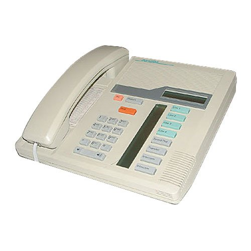 Nortel Buttons Phone - Nortel M7208 Telephone Ash