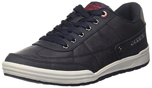 Nbk Uomo A navy Blu Ridge Basso Sneaker Carrera Collo Uawxqw