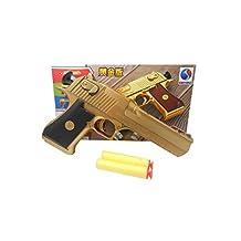 Military simulation gun desert eagle soft bullet gun Children's simulation Gun Desert eagle toy gun toys